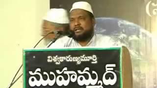 Janab Akbar Saheb District Organiser JIH Intro....Speech 191012