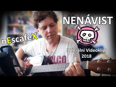 nEscafeX - NENÁVIST [Oficiální Videoklip, Originální Song]