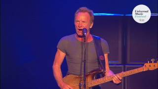 UNIVERSAL MUSIC FESTIVAL 2017 - Sting
