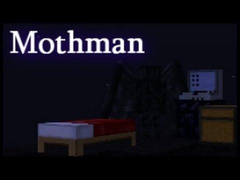 Mothman-Minecraft CreepyPasta Mod. - Asurekazani
