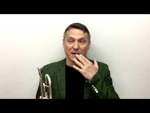 Можно ли играть на трубе с болячками на губах, или с брекетами на зубах?
