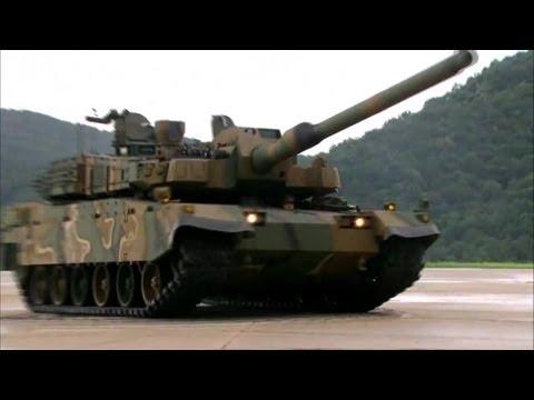 KBS 1 - K-2 Black Panther Main Battle Tank [720p]