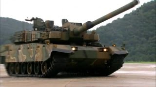 KBS 1 - K-2 Black Panther Main Battle Tank [720p]