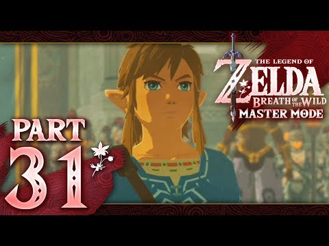 The Legend of Zelda: Breath of the Wild Master Mode  Part 31  Final Trial