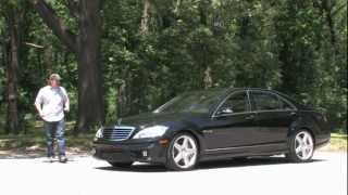 Mercedes-Benz S65 AMG **SOLD** - Video Test Drive with Chris Moran - Supercar Network