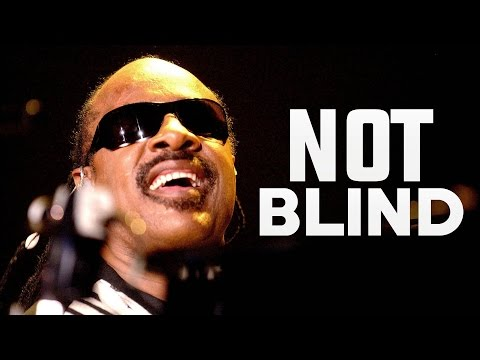 IS STEVIE WONDER REALLY BLIND? THE TRUTH.