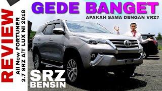 Explorasi NEW FORTUNER SRZ Bensin dengan New Improvement EURO4 Toyota Indonesia