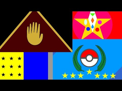 Designing Flags for Fandoms!