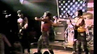Shrapnel live at CBGB.