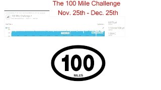 The 100 Mile Challenge - Extreme Version