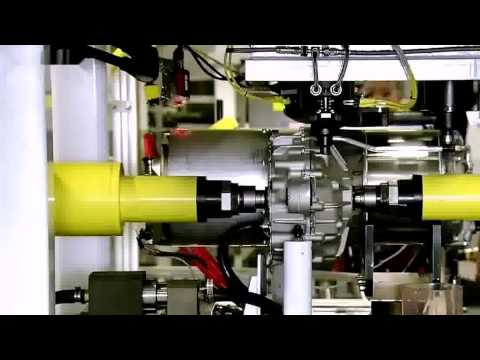 Manufacturing Process of Model S in TESLA Factory
