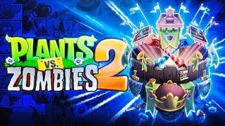 Plants vs Zombies 2 - Battlez?! Pierwsze wrażenia!