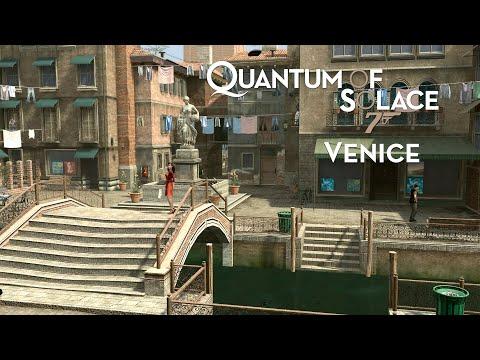 007: Quantum of Solace - Venice - 007