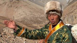 land is breath respecting nature in altai