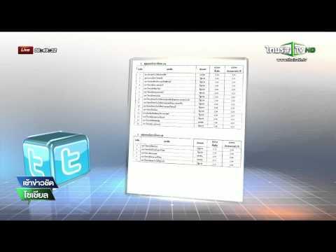 SCB สั่งสอบวินัยปมรับสมัคร 14 ม.ดัง | 03-07-58 | เช้าข่าวชัดโซเชียล | ThairathTV