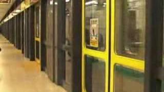 Tokyo metro (東京メトロ南北線)