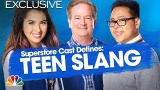 The Cast Translates Teen Slang - Superstore (Digital Exclusive)