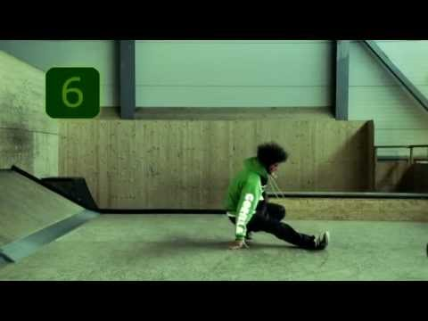 GORILLA Breakdance - Rotation Step (10) D