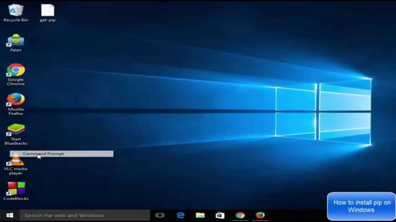 pip windows download