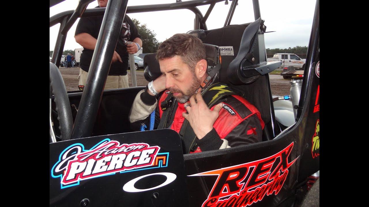 Pierce Race Cars: Aaron Pierce At Citrus County Speedway