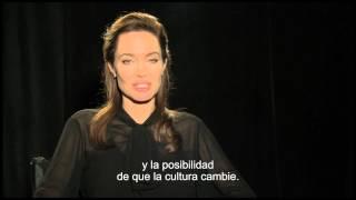 Angelina Jolie recomienda Película DIFRET