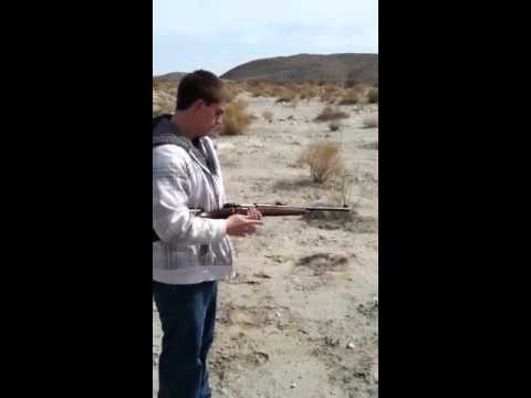 The .458 Winchester magnum