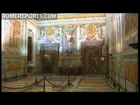 The story behind Rome's Castel Sant' Angelo: the escape route used by Popes