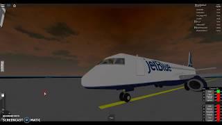 A wonderfull Flight With JetBlue (ROBLOX) SFS Flight Sim!!!!