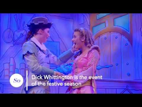 Dick Whittington And His Cat Everyman Theatre Cheltenham Pantomime 2017 18