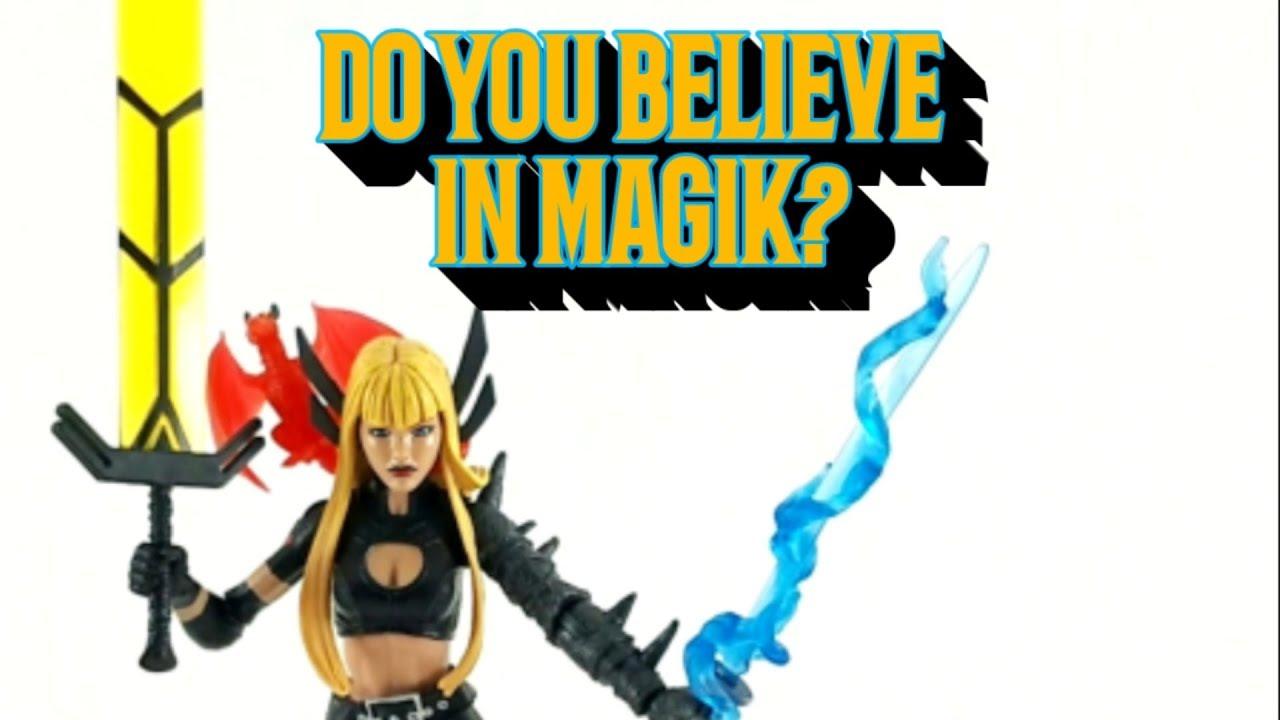 Marvel legends X-MEN de Marvel Magik ACTON FIGURE Walgreen/'s EXCLUSIVE NEW