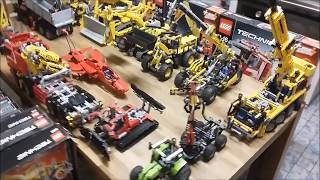 My Lego Technic collection: Lots of great Models