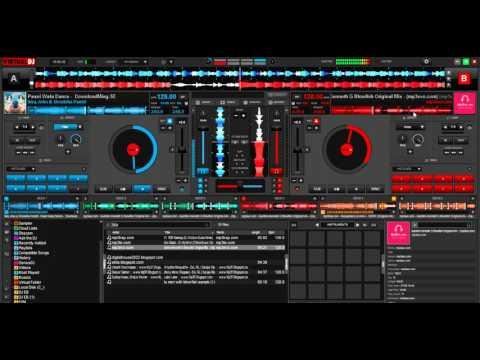 Virtual Dj 8.2|Hindi Song|Paani Wala Dance Remix|DJ EBTA