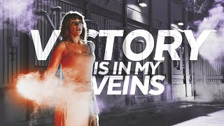 victory is in my veins | jurassic world: claire dearing