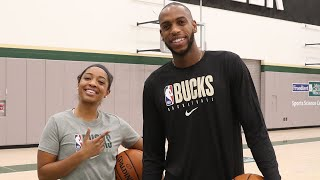 In The Zone With Z: Khris Middleton