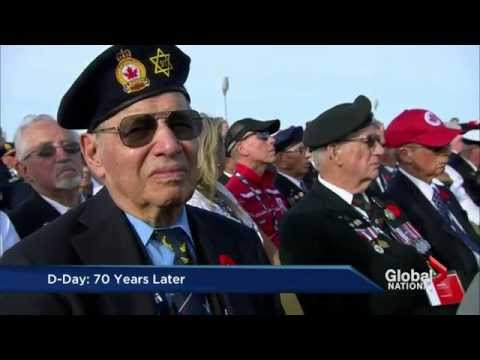 D-Day 70th Anniversary: Leaders and veterans gather in Normandy