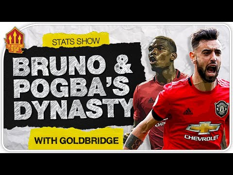How The Pogba Bruno Partnership Will Look At Manchester United | A Tactical & Statistical Analysis