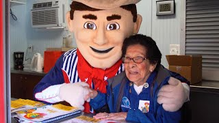 Why 101-Year-Old Loves Working at Texas State Fair
