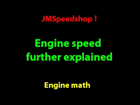 engine speed further explained what does engine rpm mean 7