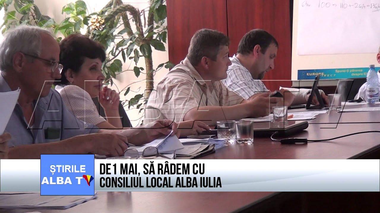 Sa radem de 1 Mai cu (de) Consiliul local Alba Iulia!