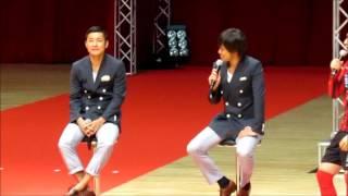 北海道コンサドーレ札幌キックオフ2017トークショー(上原選手・永坂選手・石井選手・内村選手)