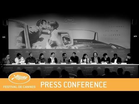 LE GRAND BAIN - Cannes 2018 - Press Conference - EV