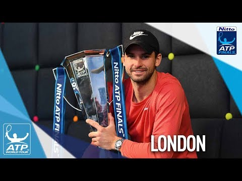Backstage With Dimitrov After Momentous Win Nitto ATP Finals 2017