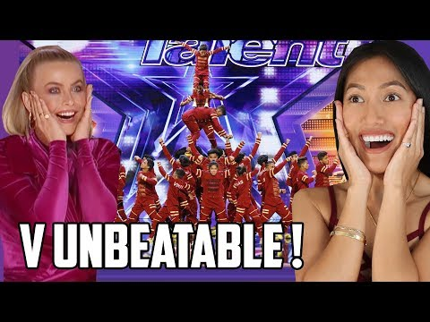 V Unbeatable America's Got Talent Dance Reaction | After The Kings, We Wanted More & AGT Brought It!