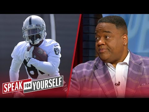 Jason Whitlock: Antonio Brown is not starting on good terms with Raiders   NFL   SPEAK FOR YOURSELF