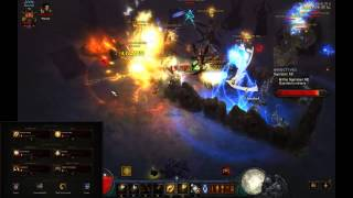 Diablo 3 Reaper of Souls - Holy Blessed Shield Crusader (Torment VI)