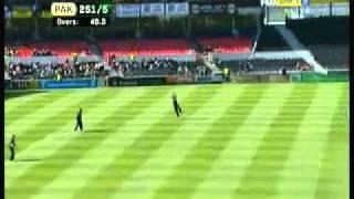 Shahid Afridi 65 off 25 balls vs New Zealand 2010/11