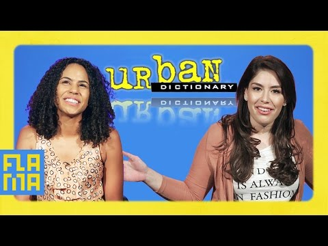 Latinos Guess Urban Dictionary Terms