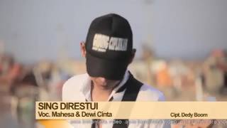 Mahesa feat Dewi Cinta - Sing Direstui