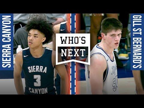 Sierra Canyon (CA) vs Gill St. Bernard's (NJ) - 2020 Metro Classic - ESPN Broadcast Highlights