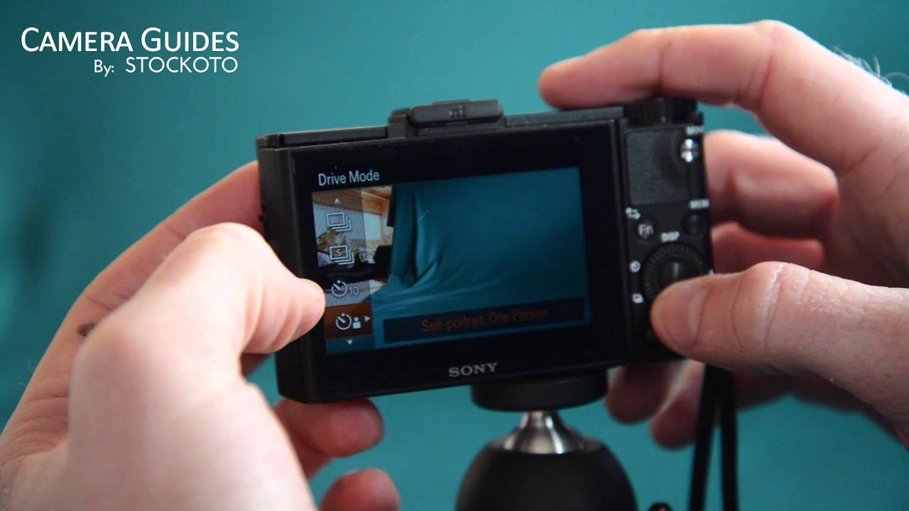 sony rx100m2 how to change the release mode for single continuous rh youtube com sony rx100 ii manual mode sony rx100 iv manual mode